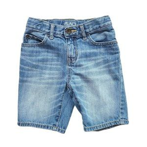 4/$30 Children's Place Boys Denim Shorts size 4